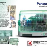 Panasonic Dish dryer D-sterile FDS03S1 anti Kuman dan jamur