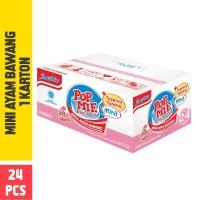 Pop Mini Mini Kuah Rasa Ayam Bawang 1 Dus/24pcs 936gr