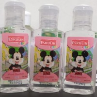 ESKULIN HAND SANITIZER MICKEY MOUSE