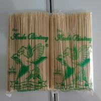 Swan Tusuk Sate Lidi Bambu