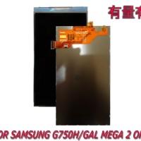 LCD SAMSUNG G750H - GAL MEGA 2 - LCD ONLY SMS ORG