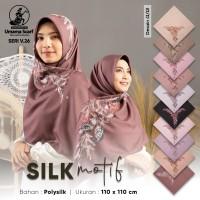 jilbab umama silk motif 2611 original murah