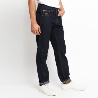 PAPPERDINE JEANS 311 Raw Selvedge Non Stretch Celana Pria Panjang