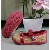 sepatu flat anak perempuan slip on umur 1-3 tahun kipper tipe kelly