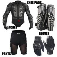 Set Sepeda Motor Motorcross Armor