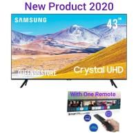 """TV LED SMART SAMSUNG 43"""" - 43TU8000 CRYSTAL UHD 4K NEW 2020"""