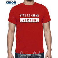 Kaos Corona - Stay At Home Everyone - By Crion