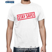 Kaos Corona - Stay Safe - By Crion