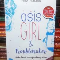 Buku Osis Girl & Troublemaker