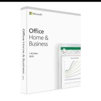 Microsoft Office Home & Business 2019 ORIGINAL