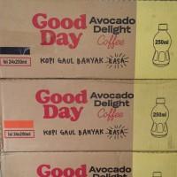 Good Day Advocado Delight Coffee Botol Pet - 250 ml