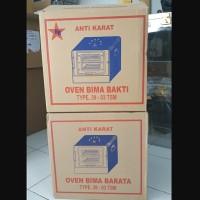 Oven Kompor/Tangkring Bima Sakti 3 susun gratiss cetakan nastar