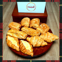 Croissants MISOL pastry FRESH daily-baked (GoSend Grab only)