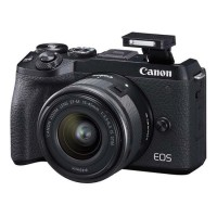 Canon EOS M200 Kit EF-M 15-45mm IS STM