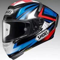 sale helm shoei X14 replica/clone bradley smith edition not agv arai