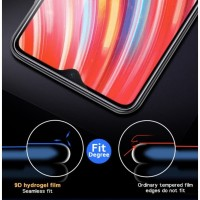 Xiaomi Redmi Note 8 Pro Hydrogel 2 in 1 Anti Gores Belakang Depan