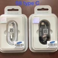 KABEL ORI 100 FASTCHARGING SAMSUNG S8 TYPE C