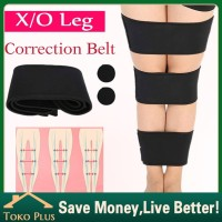 3Pcs alat pelurus kaki O/X jorzilano leg sabuk terapi belt