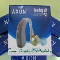 Alat bantu dengar axon F 137