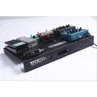 Pedalboard efek Tonebox 2.0 S model pedaltrain 60x32x6cm