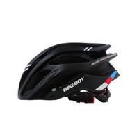 New Helm Sepeda Dewasa Bikeboy Strip MTB Roadbike Fixie Sepeda Lipat