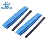 2 Pcs Anti Slip Perforated Super Absorbent Tennis Badminton Overgrip