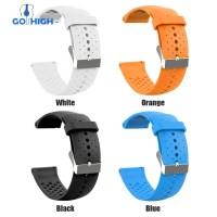 ◤ ◢ Strap Silikon untuk Smartwatch Polar Vantage M