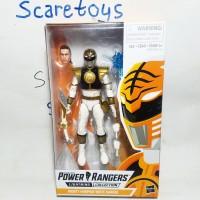 Power Rangers Lightning Collection Mighty Morphin White Ranger Kiba