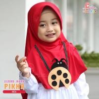 JILBAB ANAK PIKHA |Jilbab MiuLan Kids Original |Kerudung Instan Anak