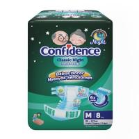 Confidence Popok Perekat Classic M8 / M 8 - Adult Pampers Classic