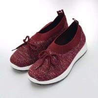 sepatu wanita cantik murah flat shoes