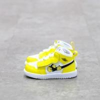 (Toddler) Nike Air Jordan 1 Dynamic Yellow 8cm ~ 16cm 100% Authentic