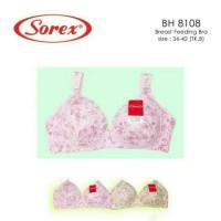 SOREX 8108 Maternity BRA BH menyusui busa tebal tanpa kawat