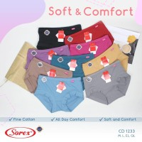 Celana Dalam Sorex 1233 - CD Super Soft Sorex 1233