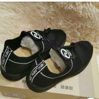 sepatu kesehatan/sepatu sneakers cewek wedges shoes
