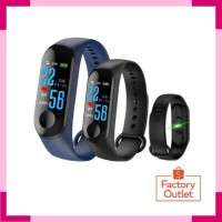 SMARTWATCH M3 | Smart Watch M3 Smartband Heart OLED Xiaomi Mi band 3