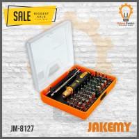 OBENG TOOL SET MEREK JAKEMY JM-8127 53 in 1 ORIGINAL
