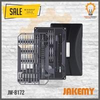 Jakemy 73 in 1 Obeng Set Portable & Precision DIY Screwdriver JM-8172