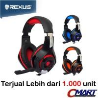 Headset Gaming Rexus F55 Vonix Headphone Head Set F 55 F-55