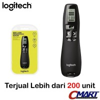 Logitech r800 Professional Presenter Brilliant Green Laser Pointer