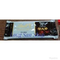 Lindt Excellence Dark 70% Cocoa 35 gr - Coklat Impor