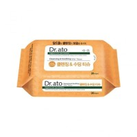 Dr. Ato Cleansing and Soothing Wet Tissue - Tissue Basah Bayi