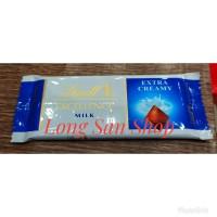 Lindt Excellence Extra Creamy Milk 35 gr - Coklat Impor