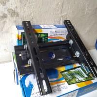 Bracket TV LCD LED plus pasang untuk uk 34-50inc di kota Bandung