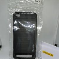 Case xiaomi Redmi 5A Case Ipaky Carbon Case Silikon Sofcase Premium