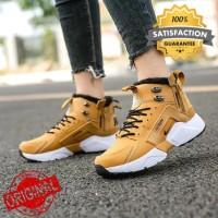 Sepatu Nike Air Huarache Run Ultra Pria Wanita Original Sepatu Running