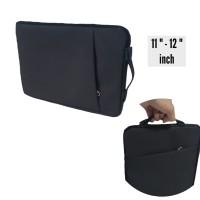 Softcase Laptop 11 - 12 inch sleeve case black