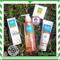 【CARRY】 SAFI ANTI ACNE SERIES 4 IN 1 (PAKET ISI 4)