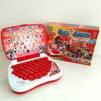 Mainan Laptop Mini Edukasi Anak Laki Laki