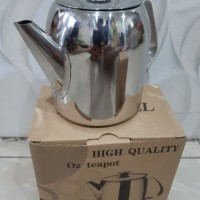 High Quality 32 OZ teapot/ Teko Teh, Kopi